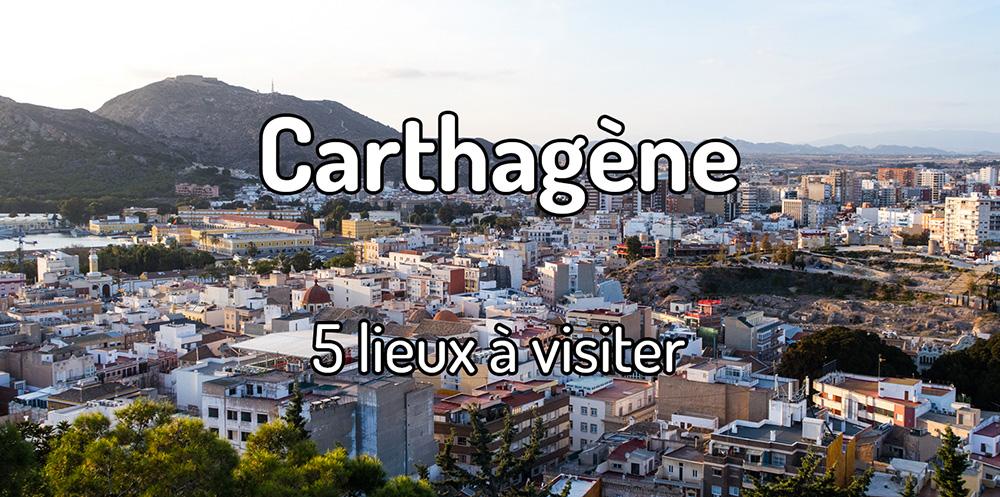 Visiter La Ville Cartagena