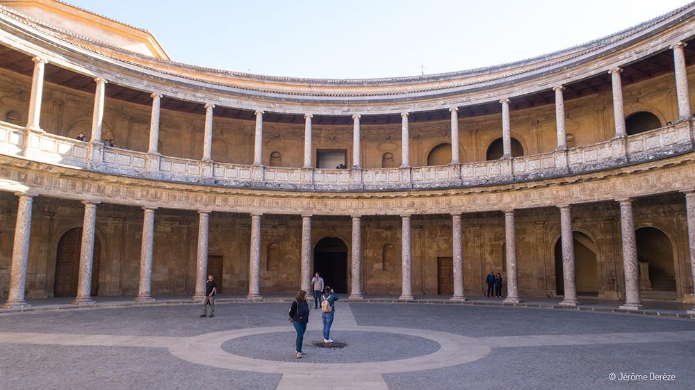 Conseils pratiques pour visiter Alhambra - Visiter Palais Charles Quint
