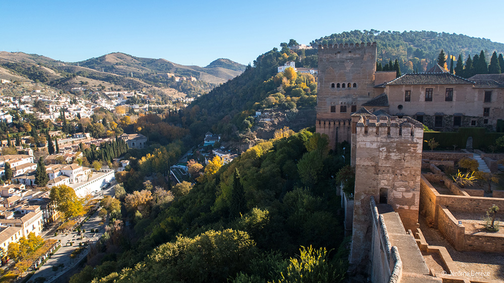 Conseils pratiques pour visiter Alhambra - Visiter Alcazaba