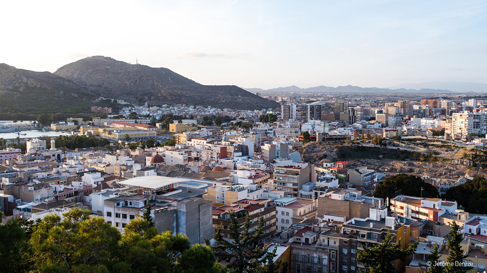 Découvrir la région de Murcia en Espagne - Voyager à Carthagène