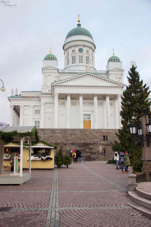 Faire un erasmus à Vilnius - Voyager à Helsinki