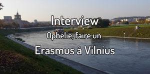 Faire un erasmus à Vilnius