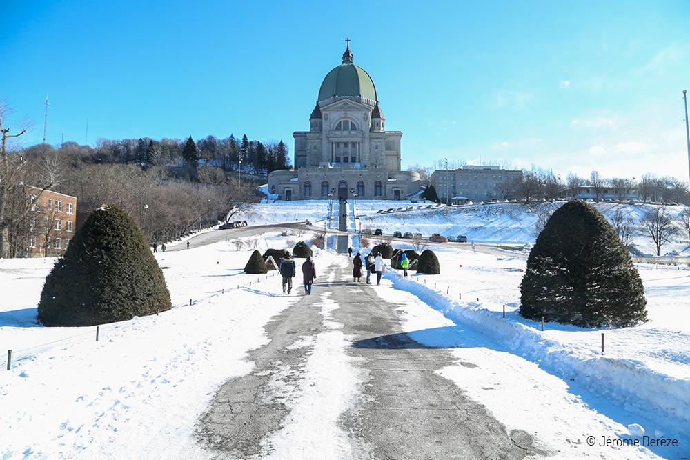 Lieux à visiter à Montréal - Visiter Observatoire Saint-Joseph