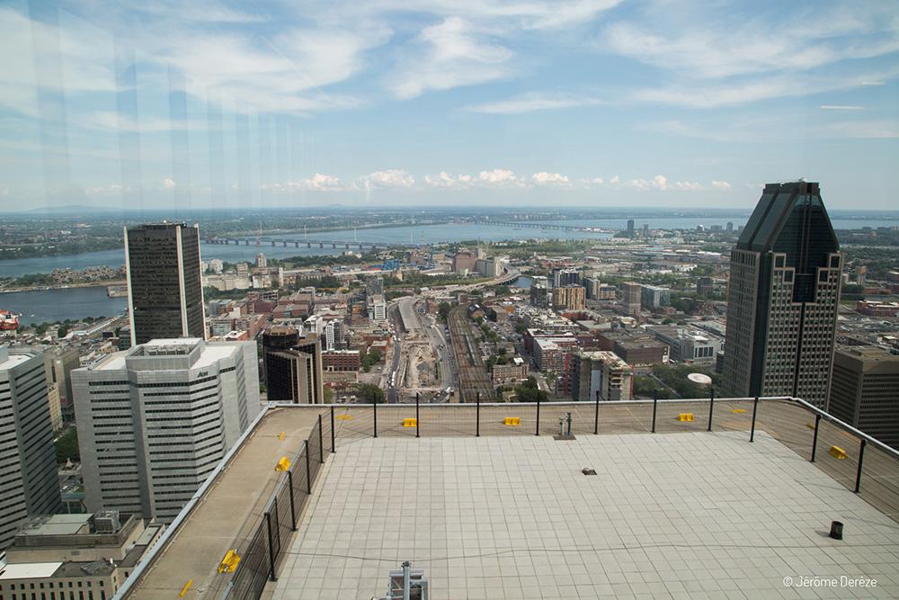Lieux à visiter à Montréal - Visiter Observatoire Ville-Marie