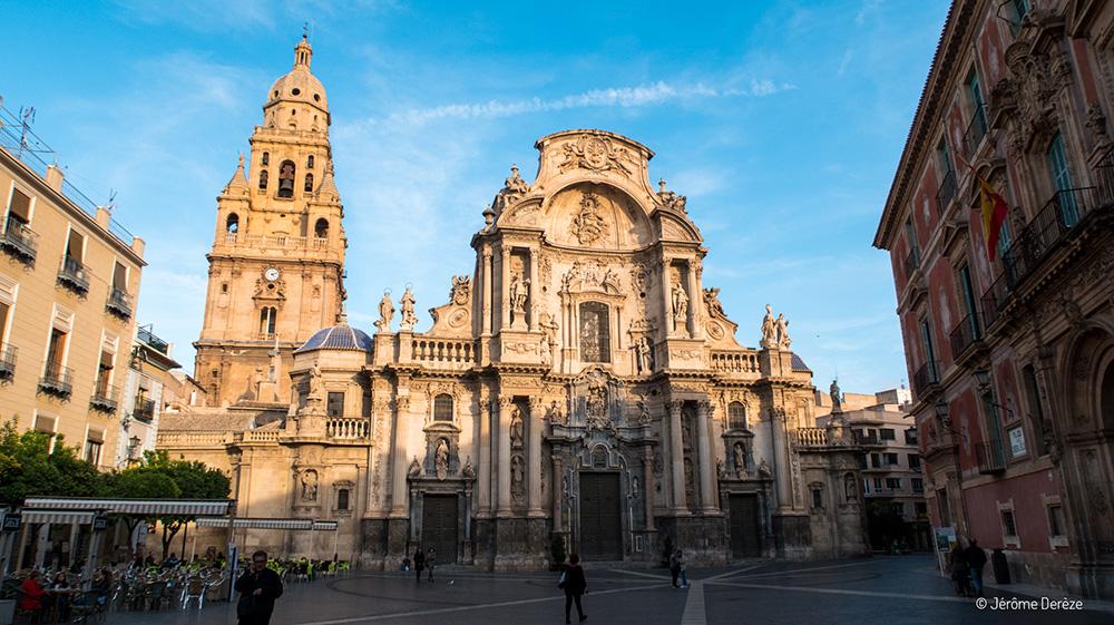 Que visiter à Murcie ? Visiter Cathédrale de Santa Maria