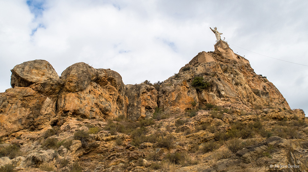 Que visiter à Murcie ? Visiter Christ Monteagudo
