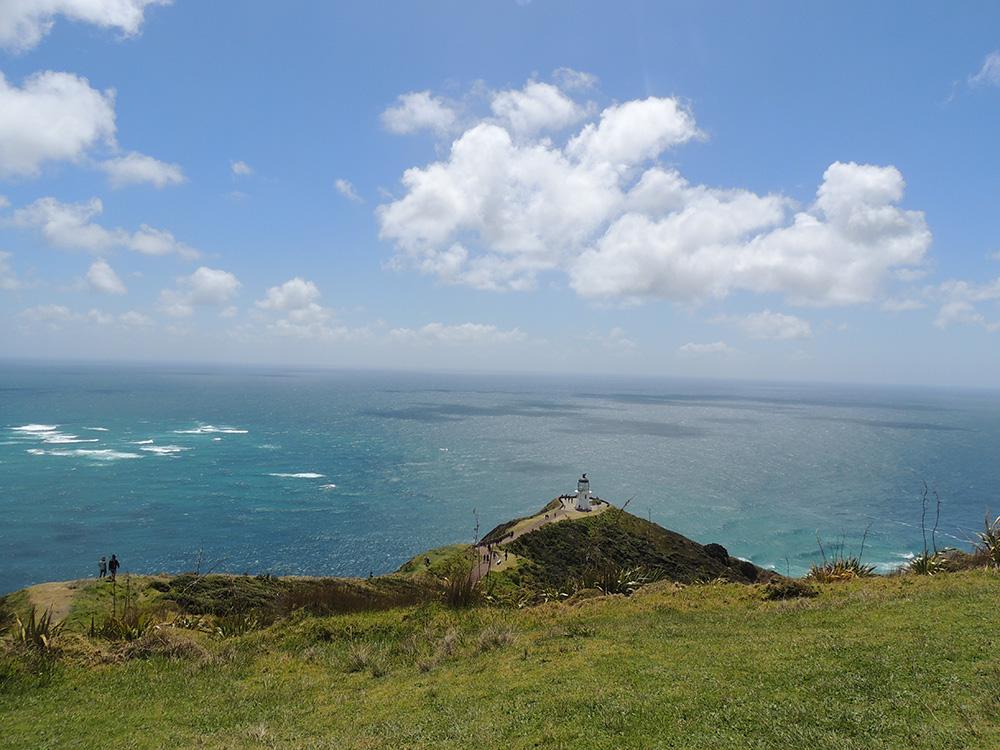 PVT Nouvelle-Zélande - Cape Reinga