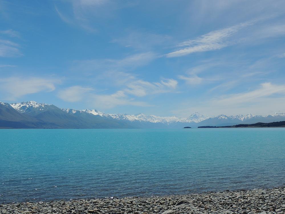 PVT Nouvelle-Zélande - Lake Tekapo