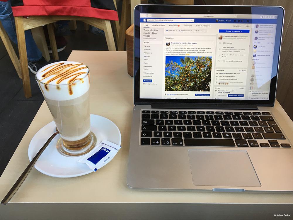 Où travailler en voyage ? Être Freelance - Être Digital nomad