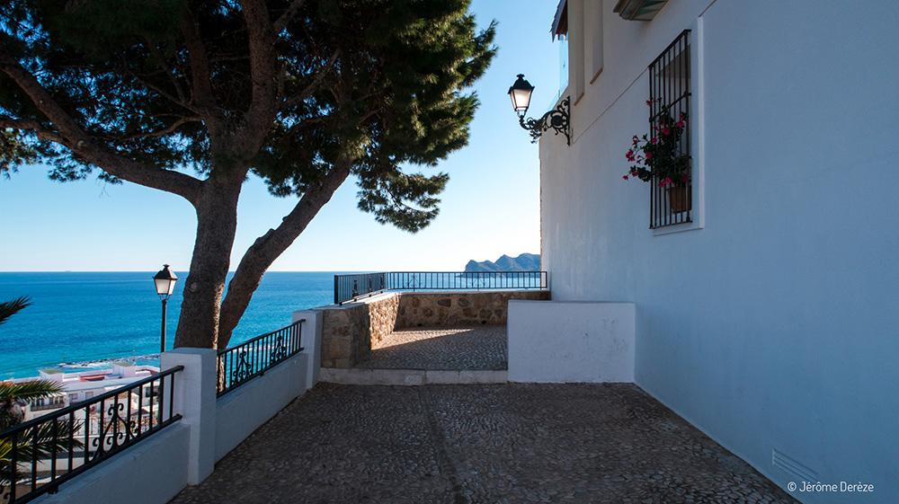 Voyager en solo en Espagne - Visiter Altea en Valence