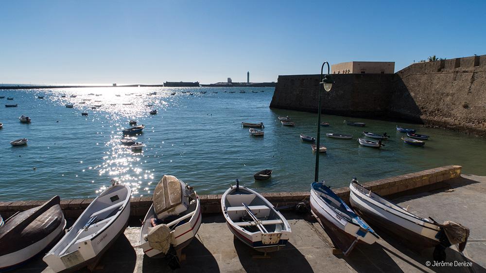 Voyager en solo en Espagne - Visiter Cadix en Andalousie