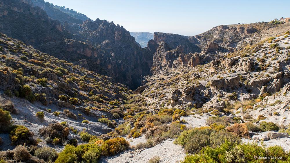 Voyager en solo en Espagne - Visiter la Sierra Nevada en Andalousie