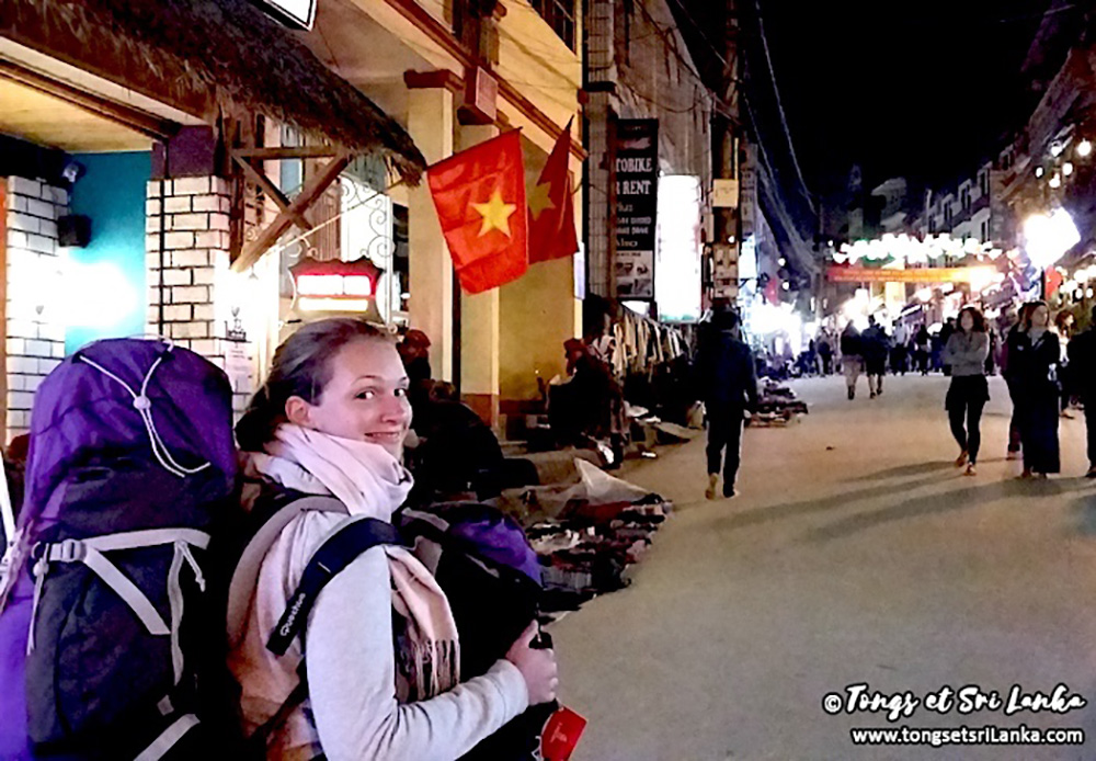 conseils pour un premier voyage en sac à dos - Accessoires légers et indispensables - Tongs et Sri Lanka