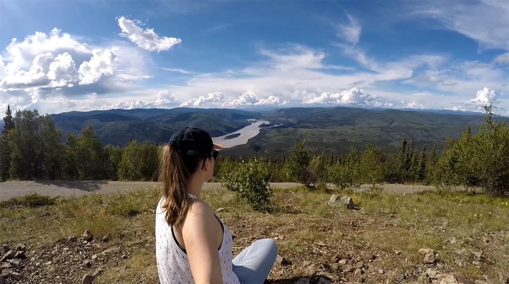 Interview Marie Wild - Voyager en Alaska
