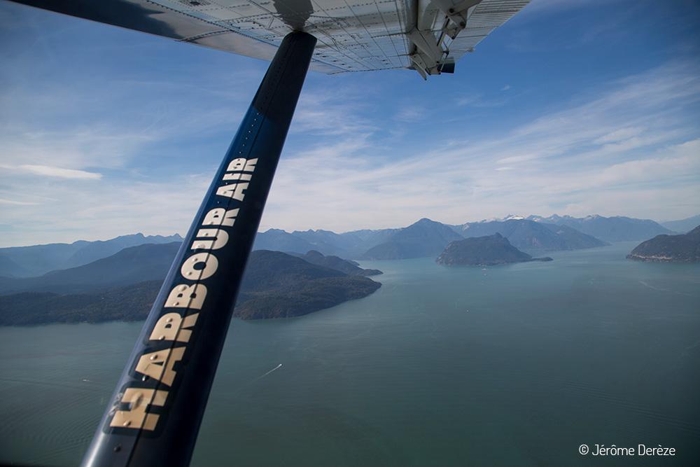 Voyager à Vancouver - Tour en hydravion à Vancouver