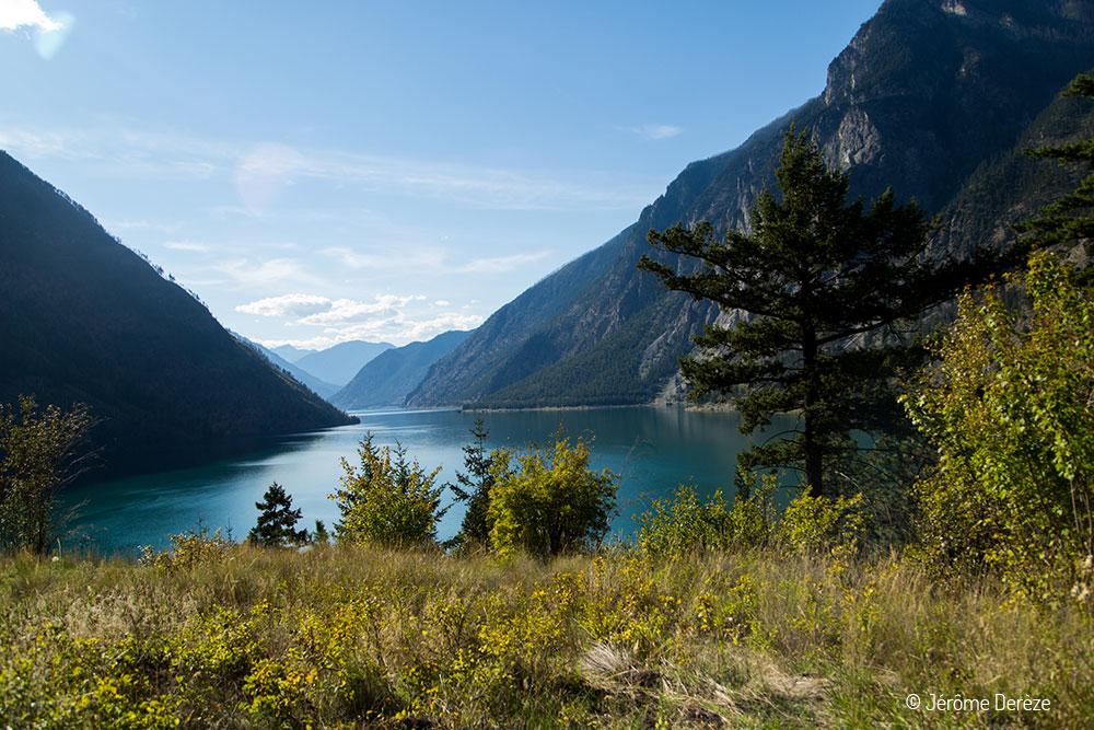 Routes touristiques à faire dans l'ouest canadien - Autoroute 99 Sea to sky