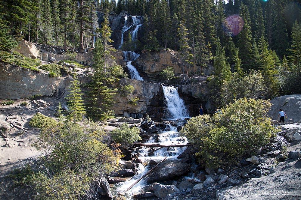 Routes touristiques à faire dans l'ouest canadien - Route 93 Promenade des glaciers