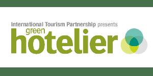green hotelier logo