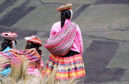 La tierra no es un recurso inagotable y sustituible, es nuestra madre.