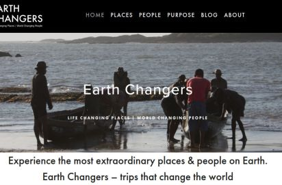 Earth Changers launches positive impact travel website to promote transformative tourism