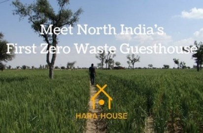 North India's first zero waste guesthouse launches