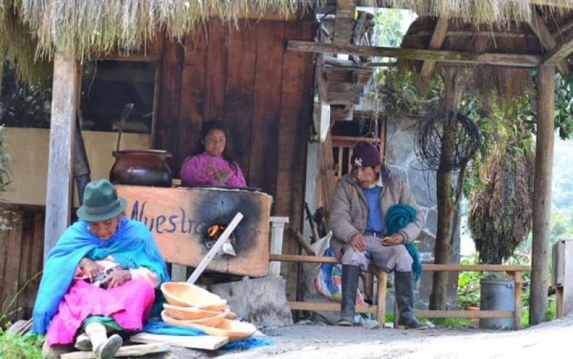 Oyacachi, el destino quichua que se abre al ecoturismo