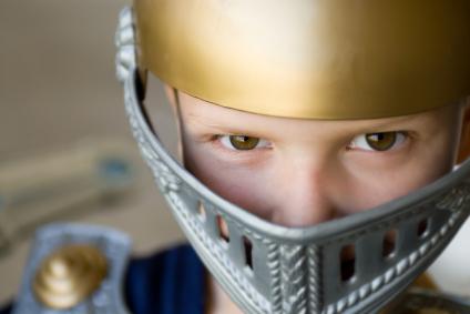 Knight-boy