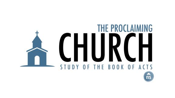 04 - THE PROCLAIMING CHURCH