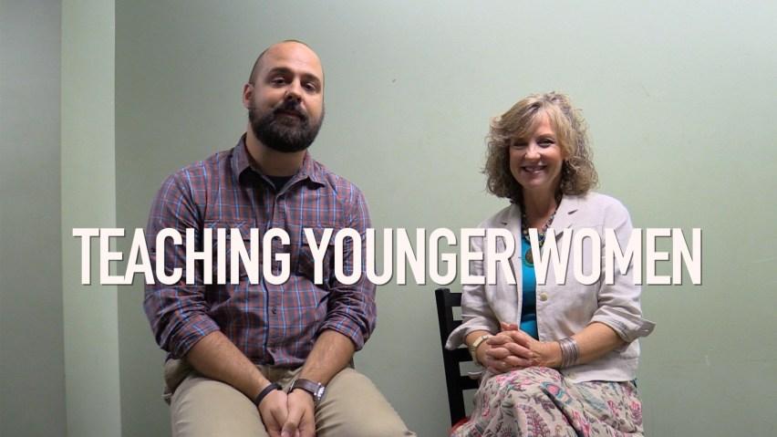 Teaching Younger Women [Family Alter 09]