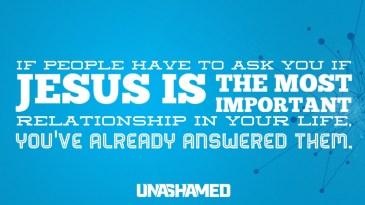 Unashamed 3.002