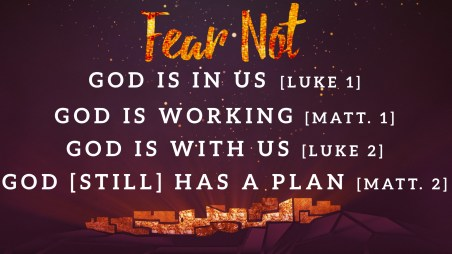 Fear Not 4