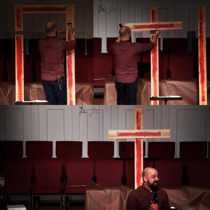 God's wrath has passed us over! Thank you, Jesus! http://rockycreekonline.org/sermons/passover/