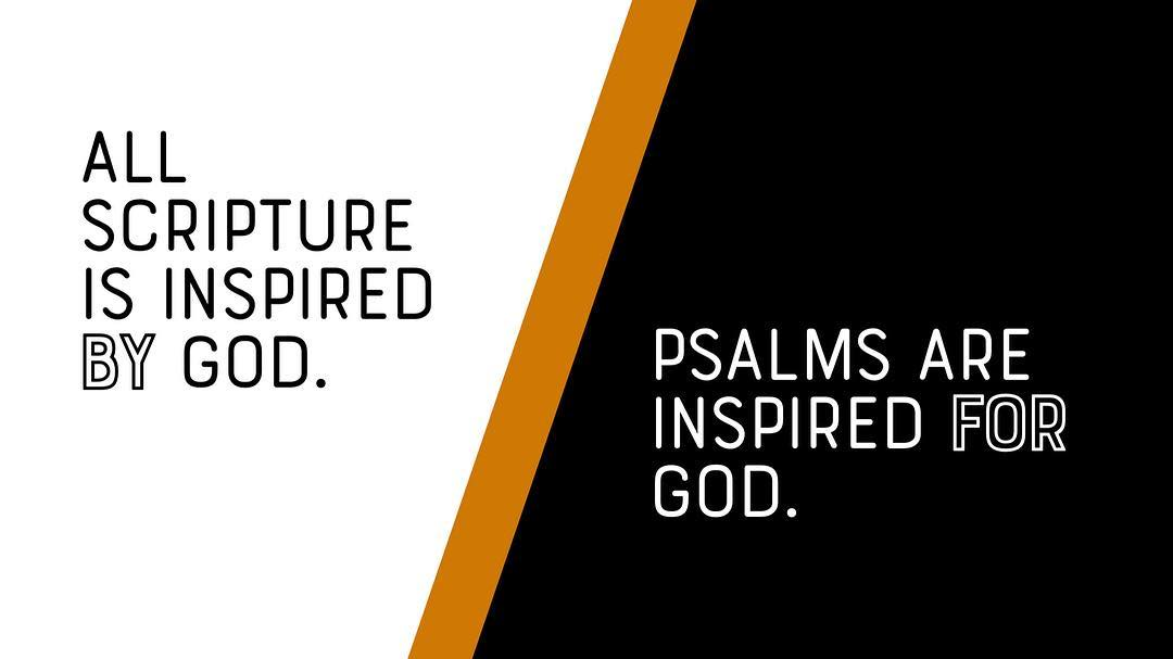 Pray the psalms! Take the day of the month, select that psalm, and get started! #convergence17 #csufuge17