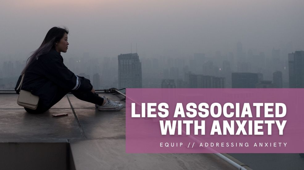 Lies Associated with Anxiety
