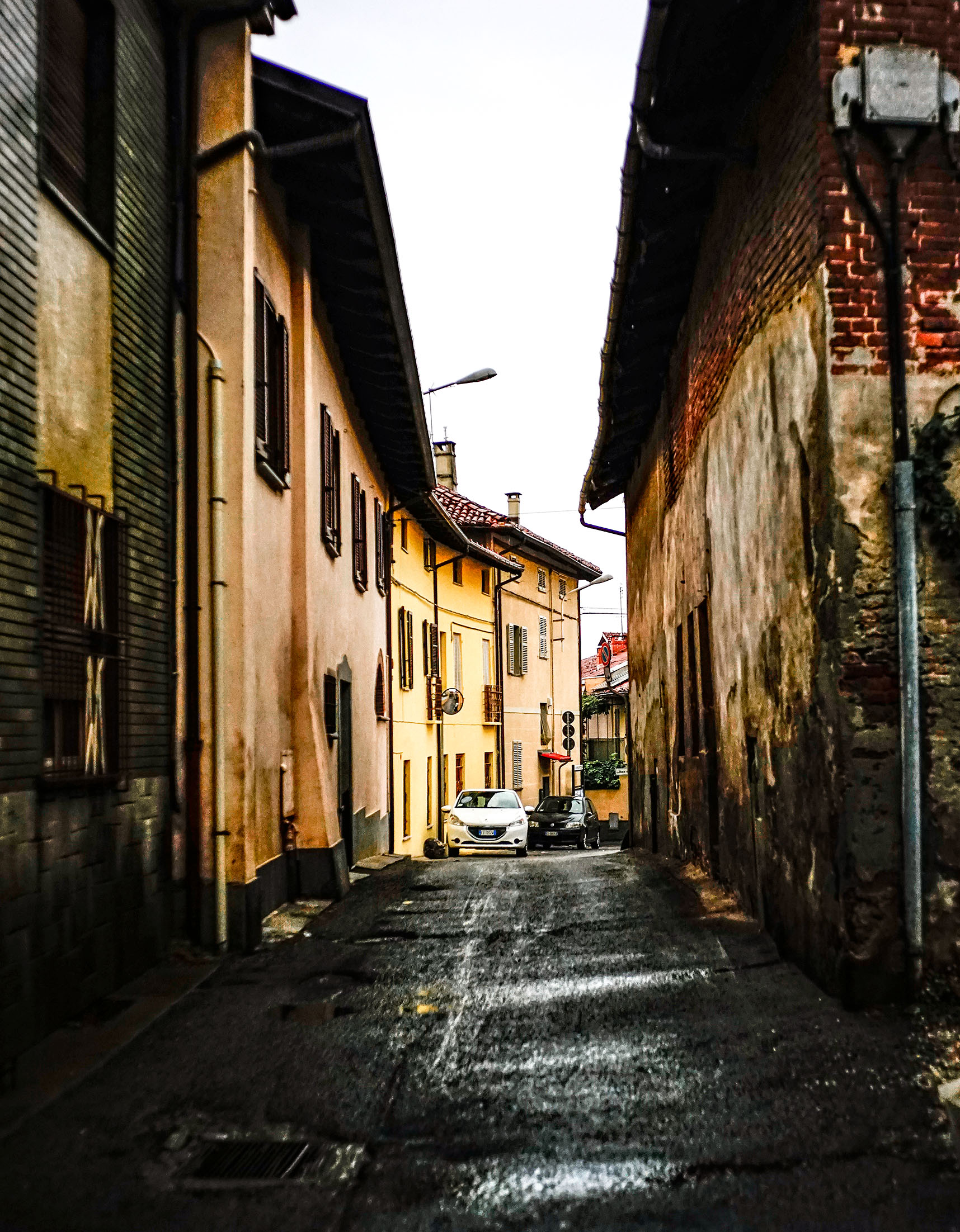 Trofarello, Italy, Turin, Turino, small, town, village, photgraphy