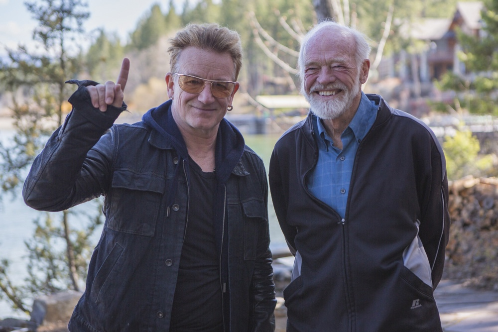 Bono and Eugene: Learning to cuss without cussing