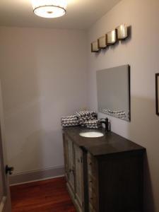 Bathroom in Two Bedroom Loft