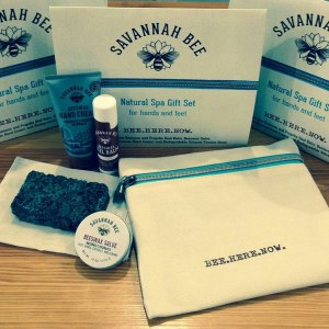 Savannah Bee Company Spa Gift Set