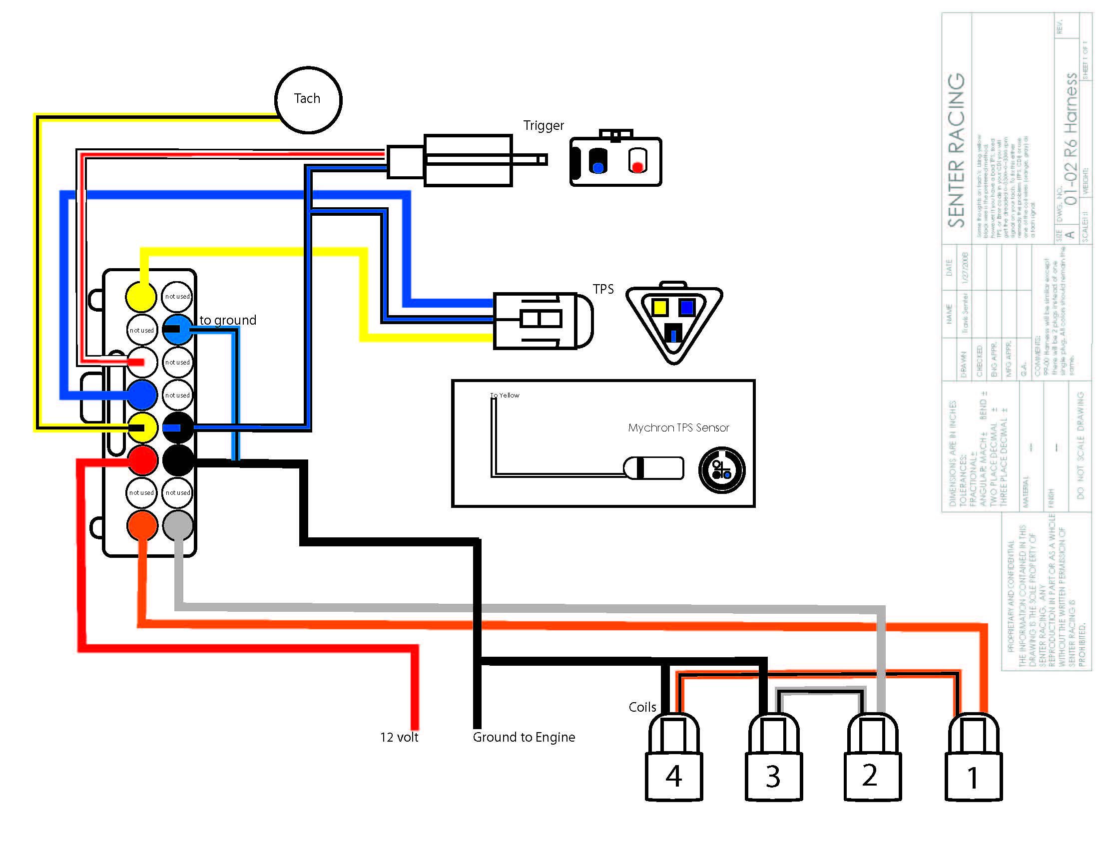 Conair wiring diagram