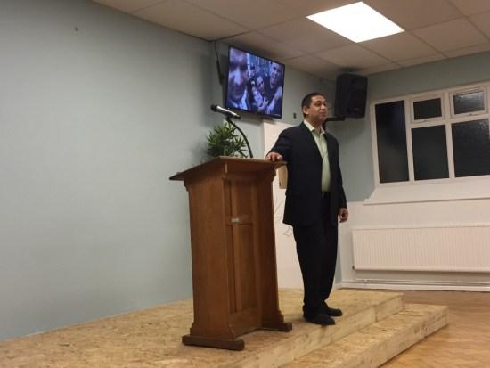 David, Missionary to Egypt