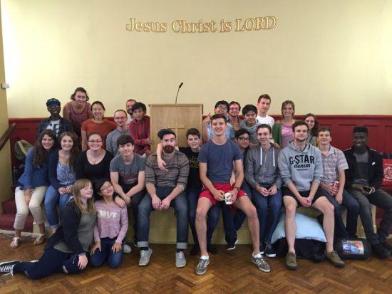 Week of evangelism Sunderland