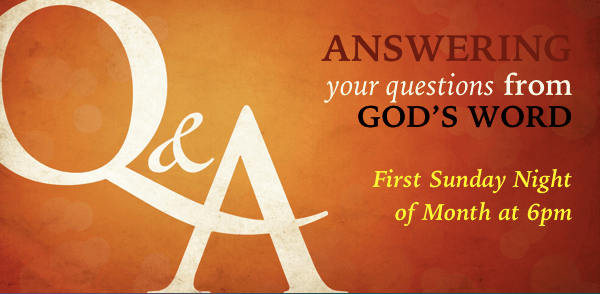 Ministry Update – Heaven, Outreach, Small Group Training, Q & A, Building Offer
