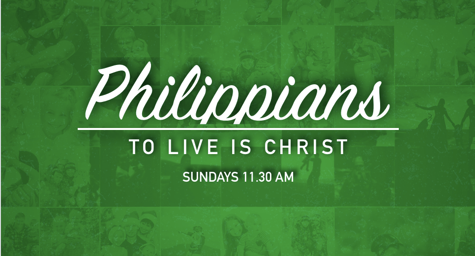 Ministry Update – Philippians Series, Volunteers, Outreach, Young Adult Meeting