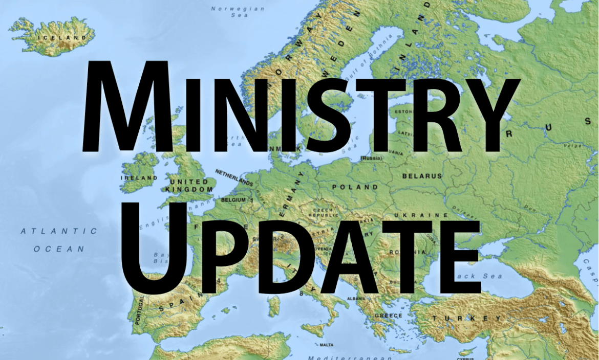 Ministry Update – 6 February 2019
