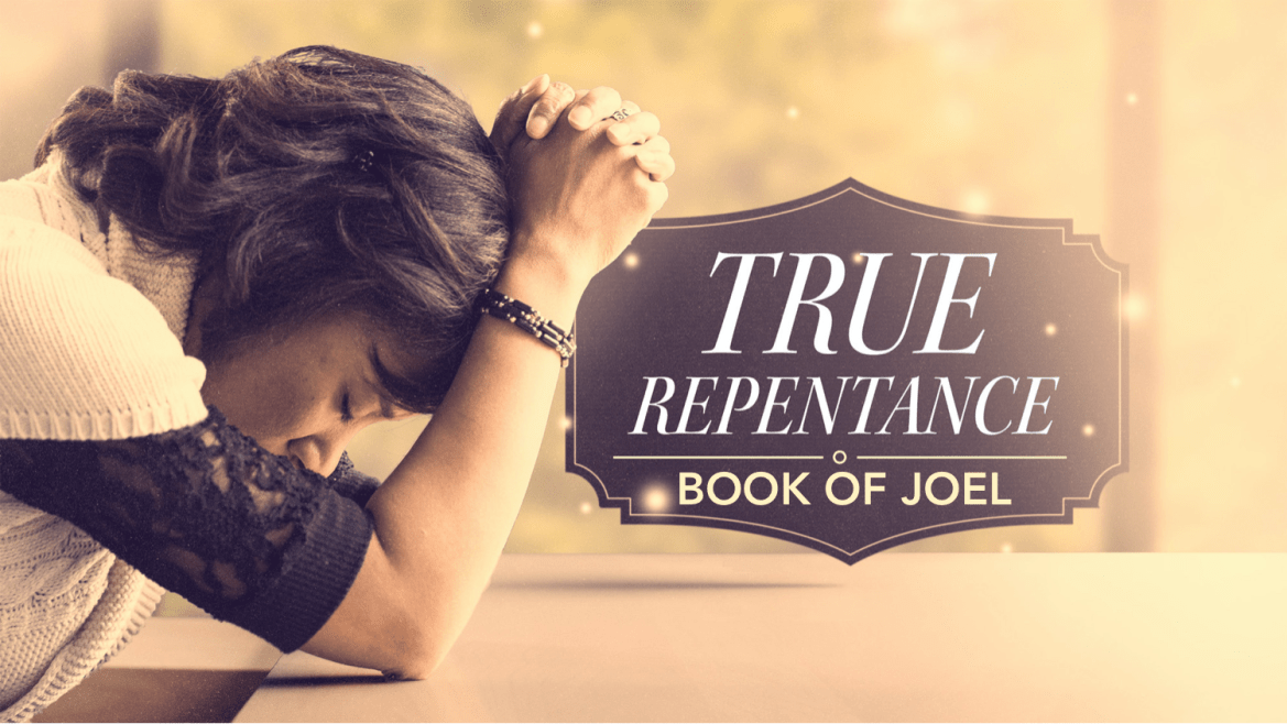 Cry to the Lord – Joel 1