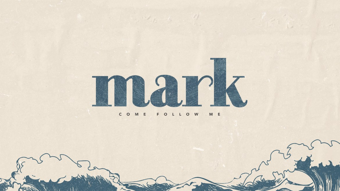 There Were Some – Mark 14