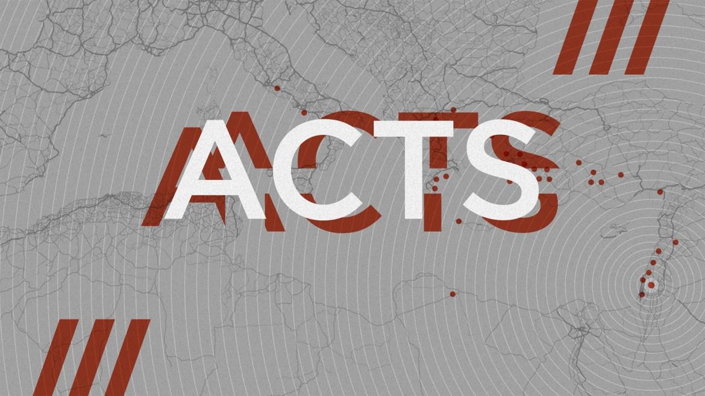 Chosen to Serve – Acts 22
