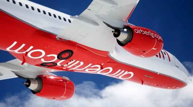 Airberlin beloont goede ideeën reisbranche