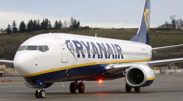 Ryanair: tickets voor een tientje