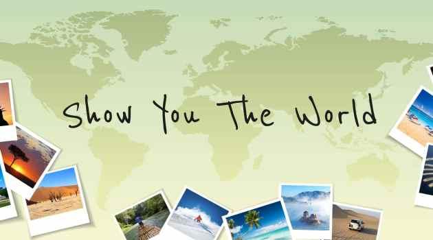 Show You The World: ruim 100 leden